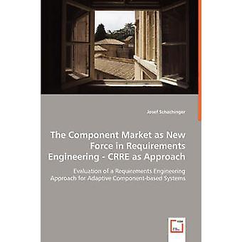 Die Komponente Markt als neue Kraft im Requirements Engineering CRRE als Ansatz von Schachinger & Josef