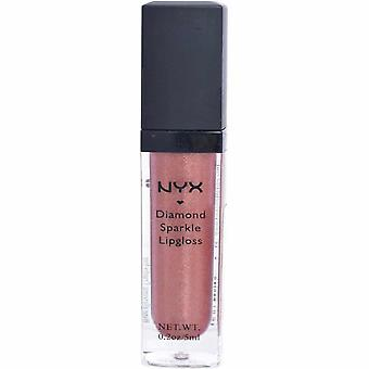 NYX Cosmetics Diamond Sparkle Lipgloss 5ml