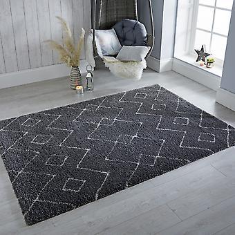 Dakari Imari tapijten In grijs