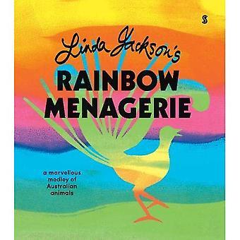 Rainbow ménagerie Linda Jackson