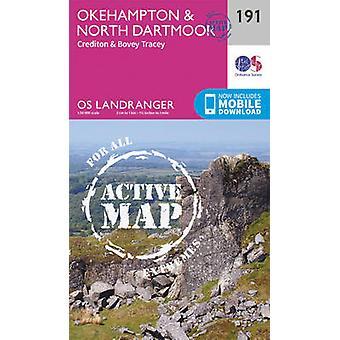Okehampton & North Dartmoor (February 2016 ed) by Ordnance Survey - 9