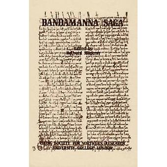 Bandamanna Saga by Hallvard Mageroy - 9780903521154 Book