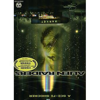 Importer des aliens Raiders [DVD] é.-u.