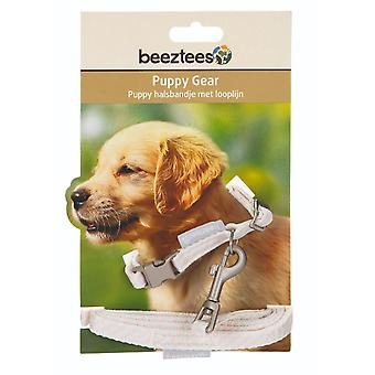 Beeztees Puppy Collar And Lead Set
