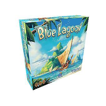 Blue Orange Blue Lagoon Board Game