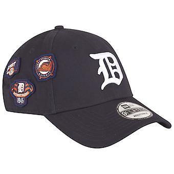 New Era 9Forty Cap - COOPERSTOWN Detroit Tigers navy