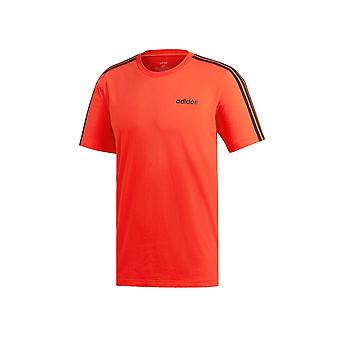 アディダスエッセンシャルズ 3STRIPES DU0444 トレーニング 一年中男性 T シャツ