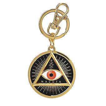 Metal Key Chain - Fantastic Beast - Macusa Pewter Key Ring New Toys 48162