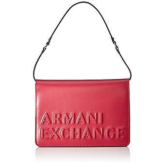 أرماني تبادل حقيبة الكتف مع مخلب - المرأة أكياس الكتف الوردي (فوشيا) 10x10x10 سم (W x H L)