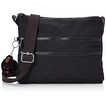 Kipling Alvar - Black Women's Shoulder Bags (True Black) 15x24x45 cm (W x H x L)