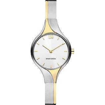 Danish Design - Wristwatch - Unisex - Malva - Chic - IV65Q1256
