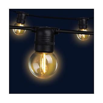23M LED Festoon String Lights 20 bollen kits G45