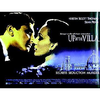 Up At The Villa (Double Sided) Original Cinema Poster (Double Sided) Original Cinema Poster
