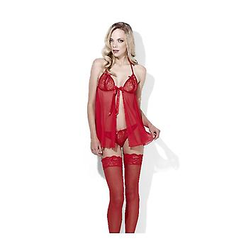 Womens Sexy Scarlet Sweet Dreams Babydoll Outfit