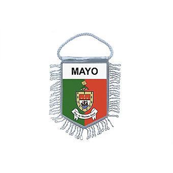Sinalizar mini bandeira país carro decoração lembrança Blason Mayo