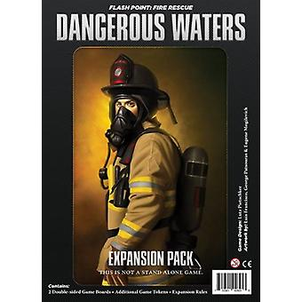 Flash Point Fire Rescue Expansion Dangerous Waters
