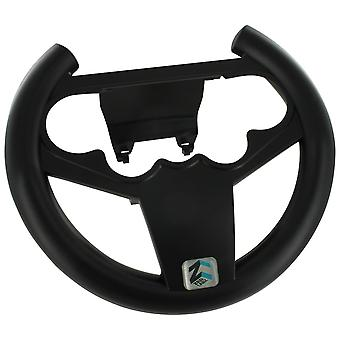 Tilt to steer steering wheel grip attachement for sony ps4 controllers