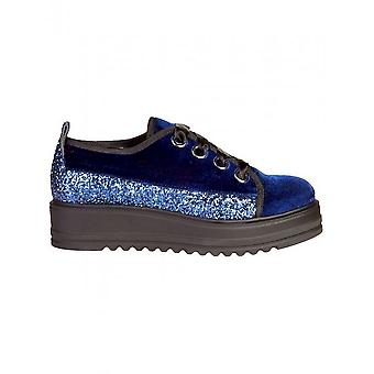 Ana Lublin - Shoes - Sneakers - EWA_BLU - Women - navy,blue - 40