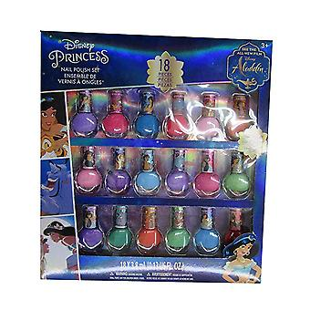 Beauty Accessories - Disney - Aladdin 18pcs Nail Polish New 414312