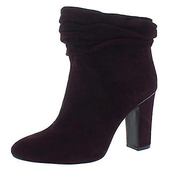 DKNY naisten SABEL Mokka nilkka saapikkaat violetti 8 keskikokoinen (B, M)