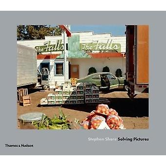 Stephen Shore Solving Pictures by Quentin Bajac
