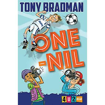 One Nil by Tony Bradman & Illustrated by Michael Broad