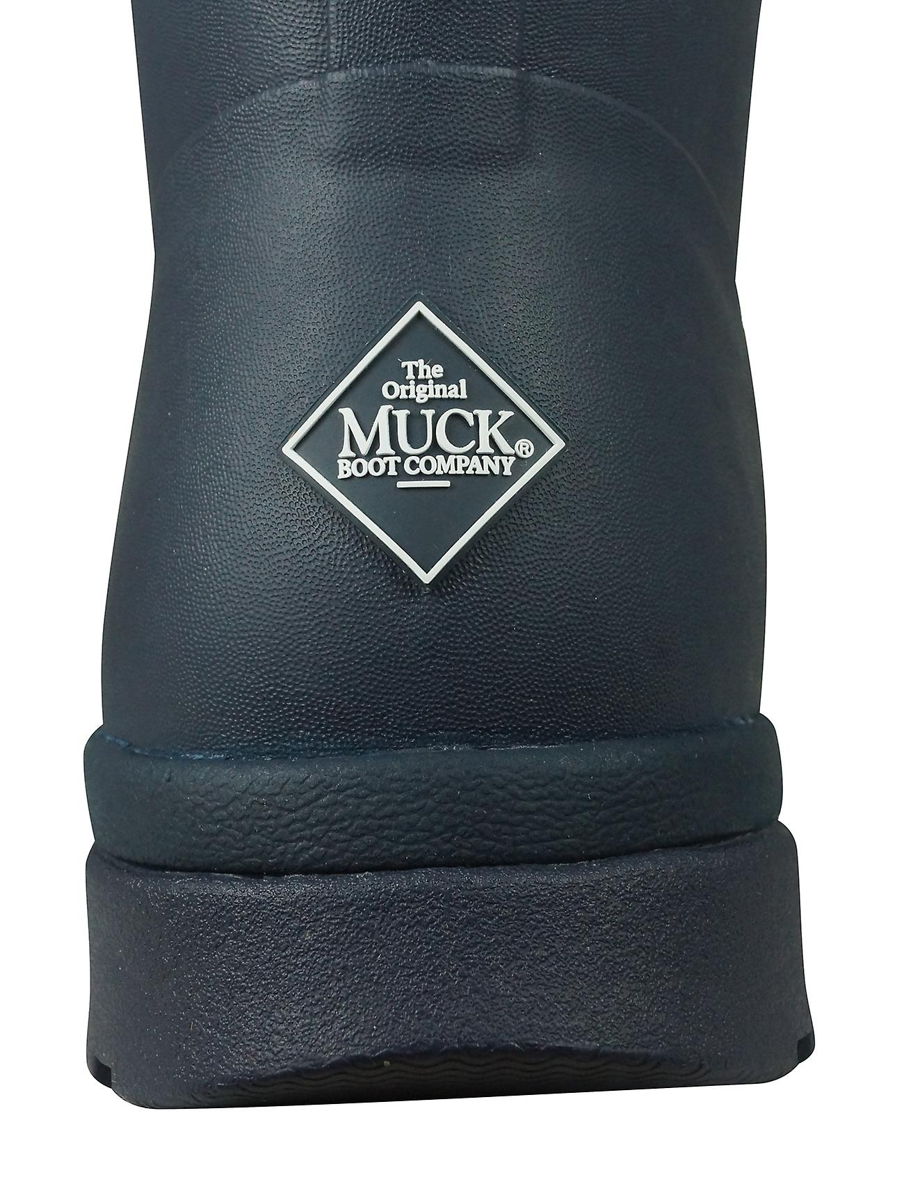 Muck Boots Cambridge Tall Vintage Womens Wellington Boot - Navy