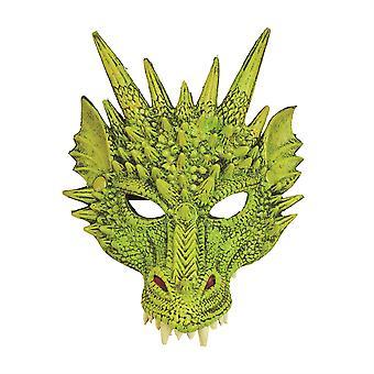 Dragon Mask vihreä