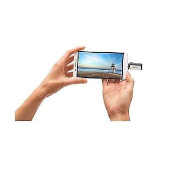SanDisk Ultra 128 GB SDDDC2-128G Duální jednotka USB-C 3,1