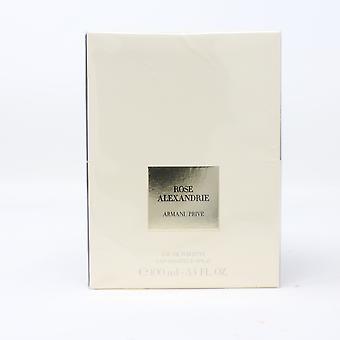 Rose Alexandrie by Armani Prive Eau De Toilette 3.4oz/100ml Spray New With Box