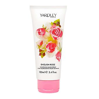 Yardley English Rose Nourishing Hand Cream 100ml