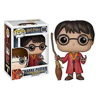 هاري بوتر -- هاري quidditch البوب! الرقم الفينيل