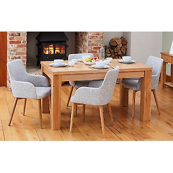 Baumhaus Bundle Mobel COR04B Table With 4 x COR03M Chairs