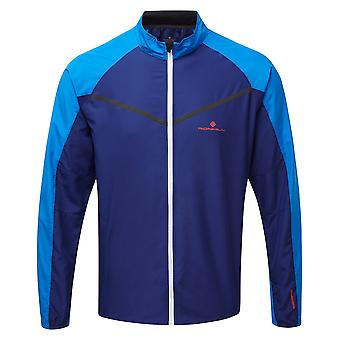 Ronhill Mens 2020 Stride Windspeed Water Resistant Breathable Running Jacket