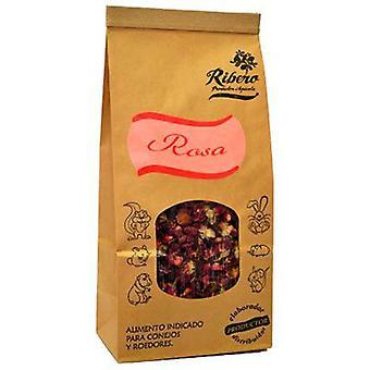 Ribero Gourmet Herb Rose (Small pets , Hay , Treats , Food Supplements)