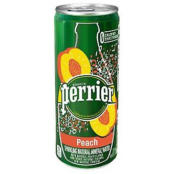Perrier Fersken Pet -( 500 Ml X 24 Bokser )