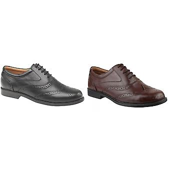 Amblers Liverpool Oxford Brogue / Mens Shoes