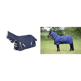 Masta TEX Basic 200g Turnout Rug With Fixed Neck