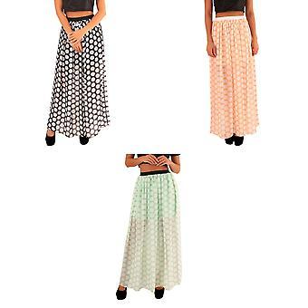 Lili London Womens/Ladies Mandy Polka Dot Maxi Skirt