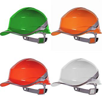 Venitex Hi-Vis Baseball PPE Safety Helmet (Pack of 2)