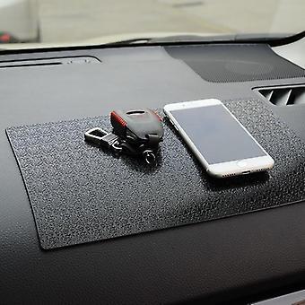 スマートフォンキー用ユニバーサルカー滑り止め用ダッシュボードパッドマット