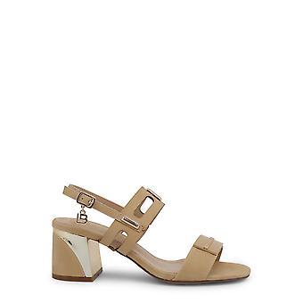 Laura Biagiotti Original Women Spring/Summer Sandals - Brown Color 41416