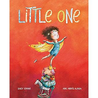 Little One by Ariel Andres Almada & Translated by Jon Brokenbrow & Illustrated by Sonja Wimmer