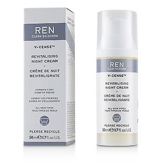 Ren V-Cense revitaliserande nattkräm (all hudtyp)-50ml/1.7 oz