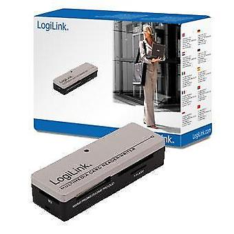 LogiLink Cardreader USB 2.0 External Mini All-in-1 Memory Card Reader
