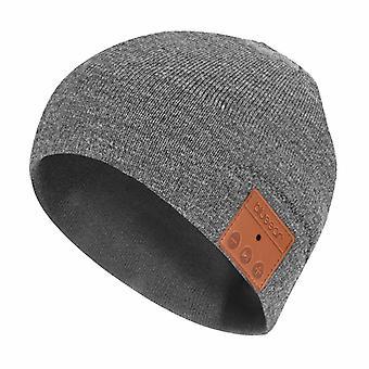 Czapka ze słuchawkami Bluetooth i mikrofonem