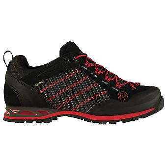 Hanwag Mens Makra Low GTX Walking Shoes Waterproof Sports GoreTex Full Lace Hiking