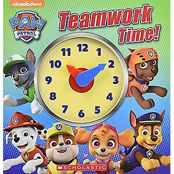 Teamwork Time! by Scholastic - 9781338263633 Book