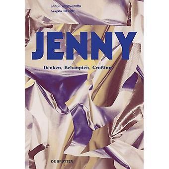 JENNY. Ausgabe 05 - Behaupten - Denken - Grosstun by Timo Brandt - 978