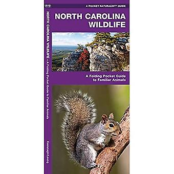 North Carolina Wildlife: An Introduction to Familiar Species (Pocket Naturalist Guides)